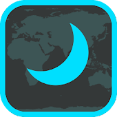 World Live Moon -Global Finder