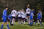 ? ? De beelden van de overwinning van vrouwen Anderlecht op Genk