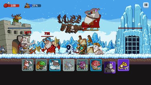 Monsters War: Epic TD Strategy Offline Games screenshot 4