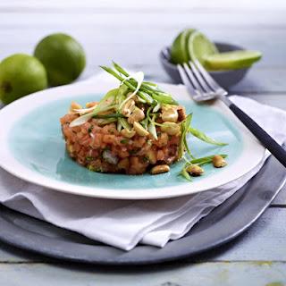 Salmon Tartare Oliver Recipes.