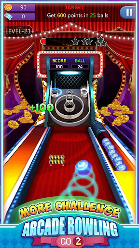 Arcade Bowling Go 2 1.8.5002 screenshots 2