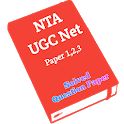 UGC Net Paper 1, 2 and 3 Solved in Hindi English icon