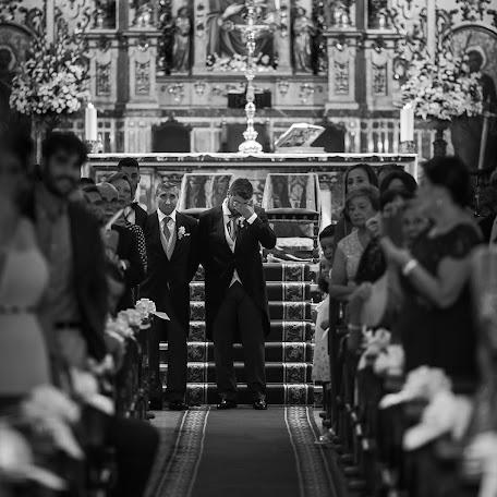 Fotógrafo de bodas Miguel Romero (fotomiguelromer). Foto del 05.12.2017