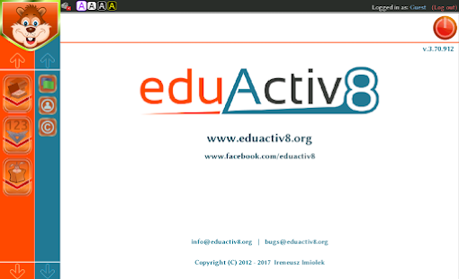 eduActiv8 - Educational Activities for Kids (Unreleased)- screenshot thumbnail