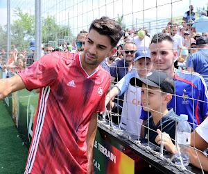 Le fils Zidane va rejoindre le championnat ... marocain