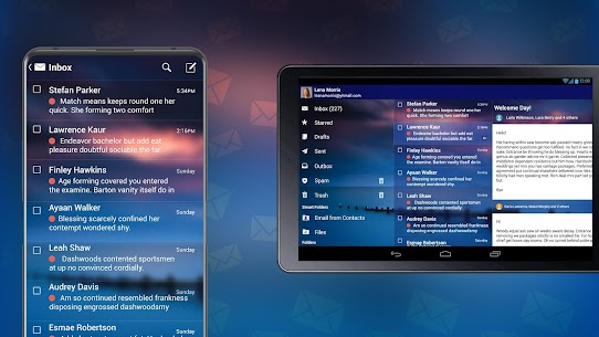Email Providers App – All-in-one Free E-mail Check App Download For Android 5
