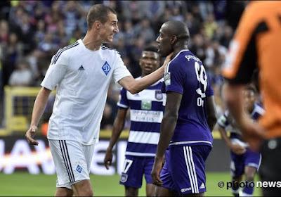 Met Okaka willen wij geen ruzie, deze Dinamo-speler blijkbaar wel