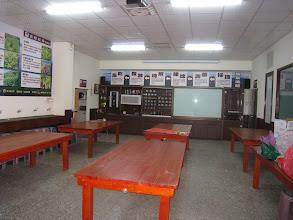 Photo: 製茶與講習教室