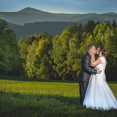Wedding photographer Daniel Sirůček (DanielSirucek). Photo of 19.05.2018