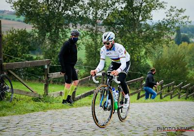 """Michel Wuyts laat zich uit over de Strade Bianche: """"Neem Alaphilippe mee naar Siena en dan heb je een probleem"""""""