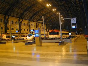 Photo: Bahnhof