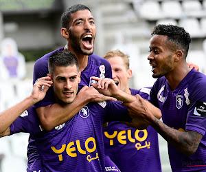Hernan Losada, die tegen Antwerp niet kan rekenen op 3 aanvallers, hoopt zaterdag op goed nieuws