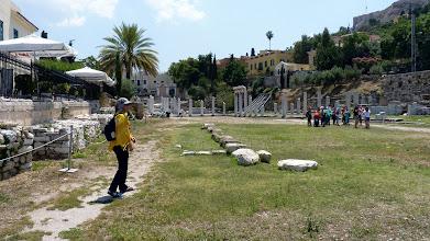 Photo: Roman Agora