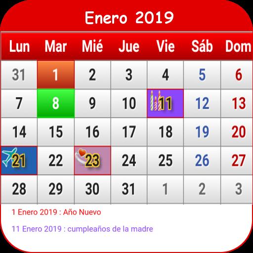 Calendario 2019 2020.Venezuela Calendario 2019