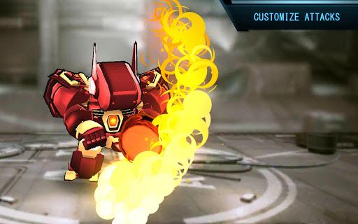 Megabot Battle Arena: Build Fighter Robot screenshots 12