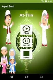 20 Surat Al-Qur'an Murotal dan Terjemah (Mp3) - náhled
