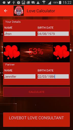 LoveBot Love Oracle: Love horoscopes 3.0.0 screenshots 8