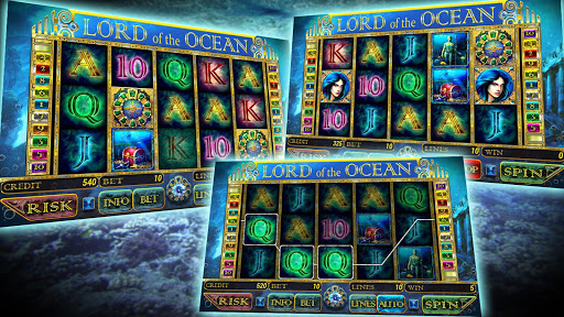 Lord of Ocean slot