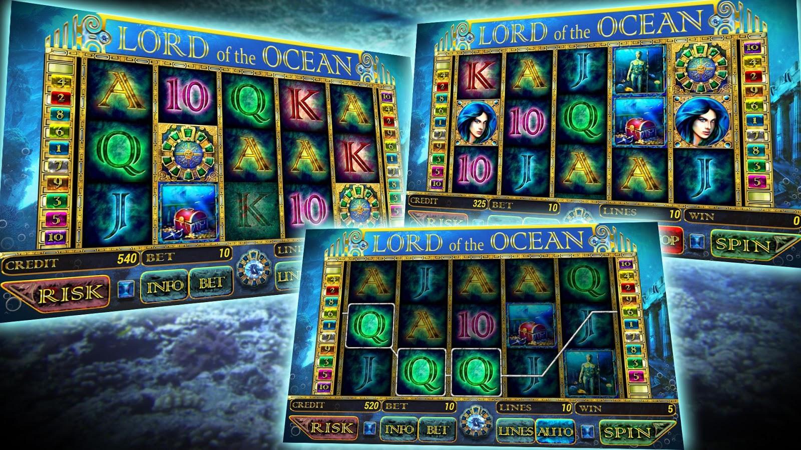 Lord of the Ocean slot gennemgang - spil gratis demo online