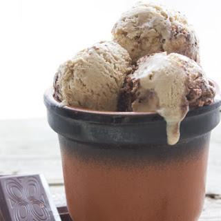 Coffee Chocolate Ripple Ice Cream