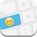 Emoji Keyboard- Emoticons Cute icon