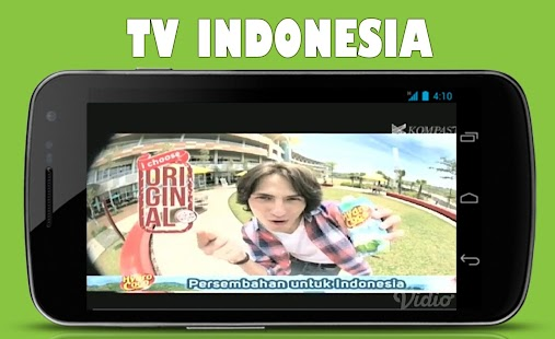 tv indonesia - Indosiar TV - náhled