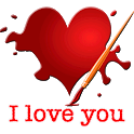 Love Images Gifs - Romantic HD wallpapers 4k App icon