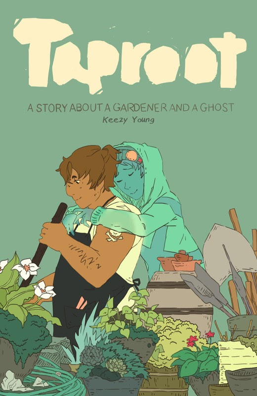 Taproot: A Story about a Gardener and a Ghost (2017)