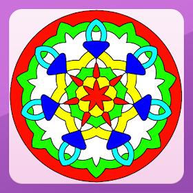 Coloring - Mandala