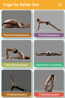 Yoga  for Better Sex - screenshot