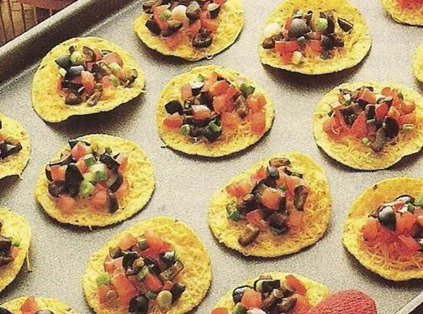 Vegetable Nachos Recipe
