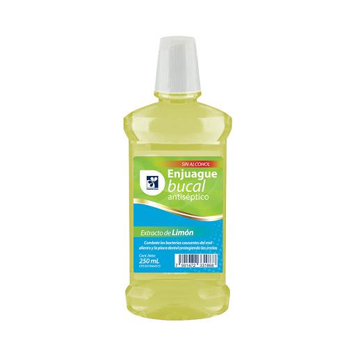 Enjuague Bucal Farmatodo Limon