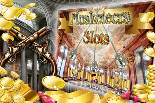 Musketeers Slots™