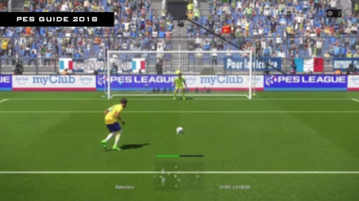(APK) تحميل لالروبوت / PC Tips For PES 2018 تطبيقات screenshot