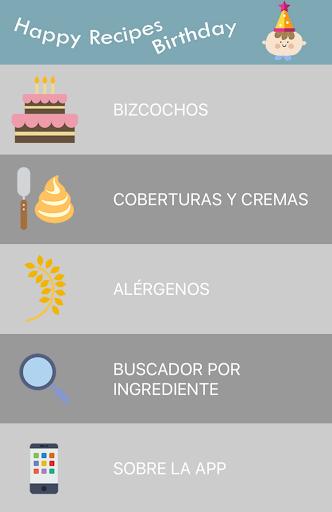 玩免費遊戲APP|下載Happy Recipes Birthday app不用錢|硬是要APP