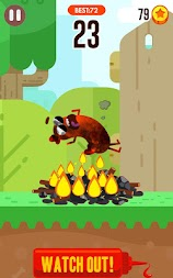 Run Sausage Run! APK screenshot thumbnail 2