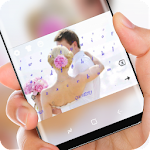 Pure Marriage Wedding Keyboard Couple in Love Icon