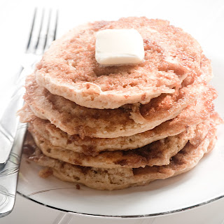 Cinnamon Crunch Pancakes