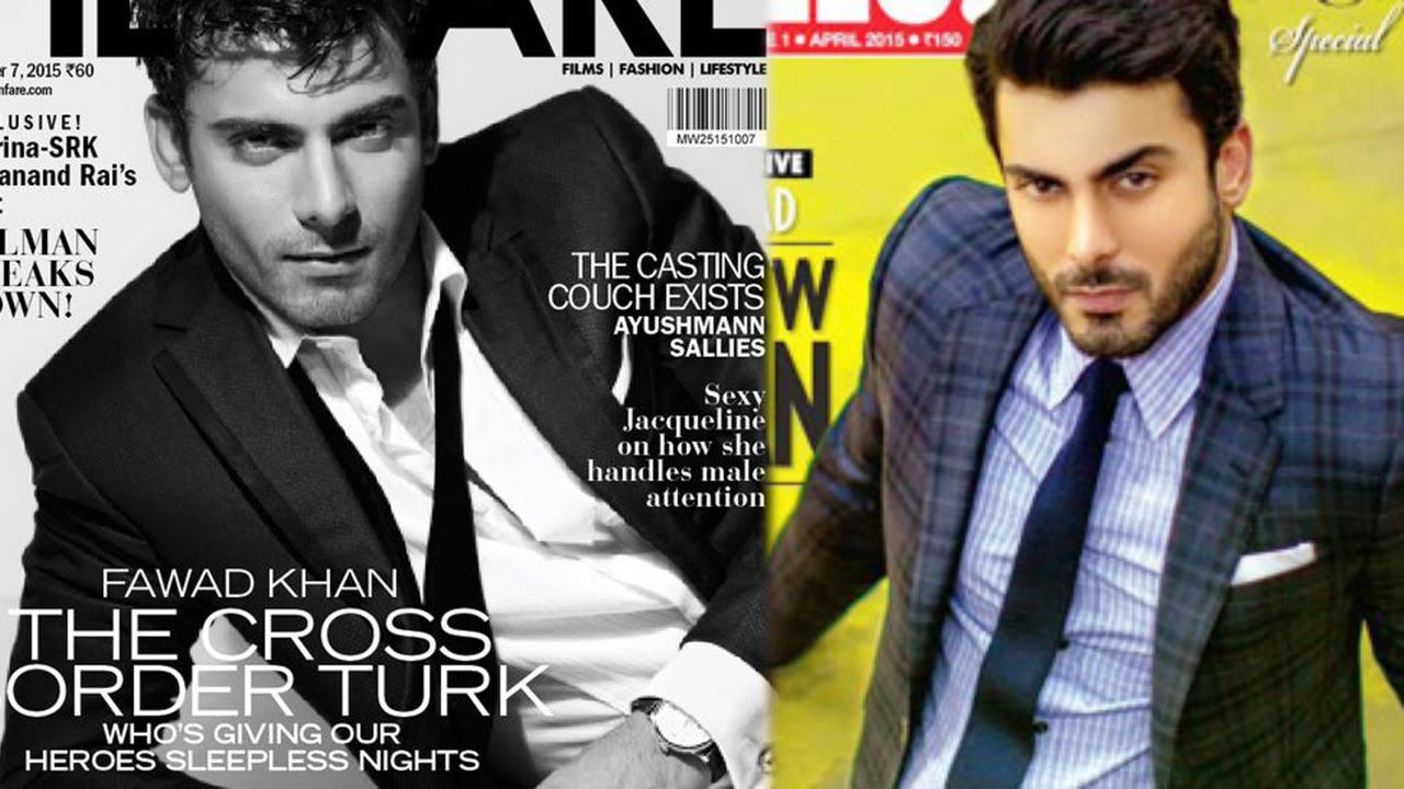 Image result for fawad khan on cover of filmfare