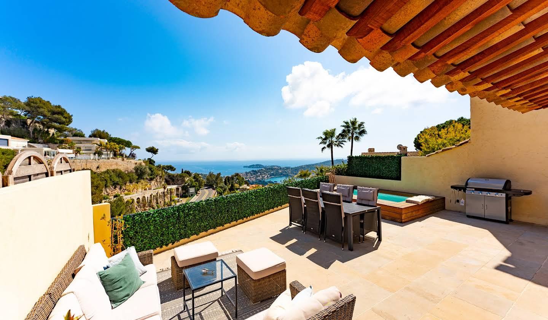 Maison avec piscine et jardin Villefranche-sur-Mer