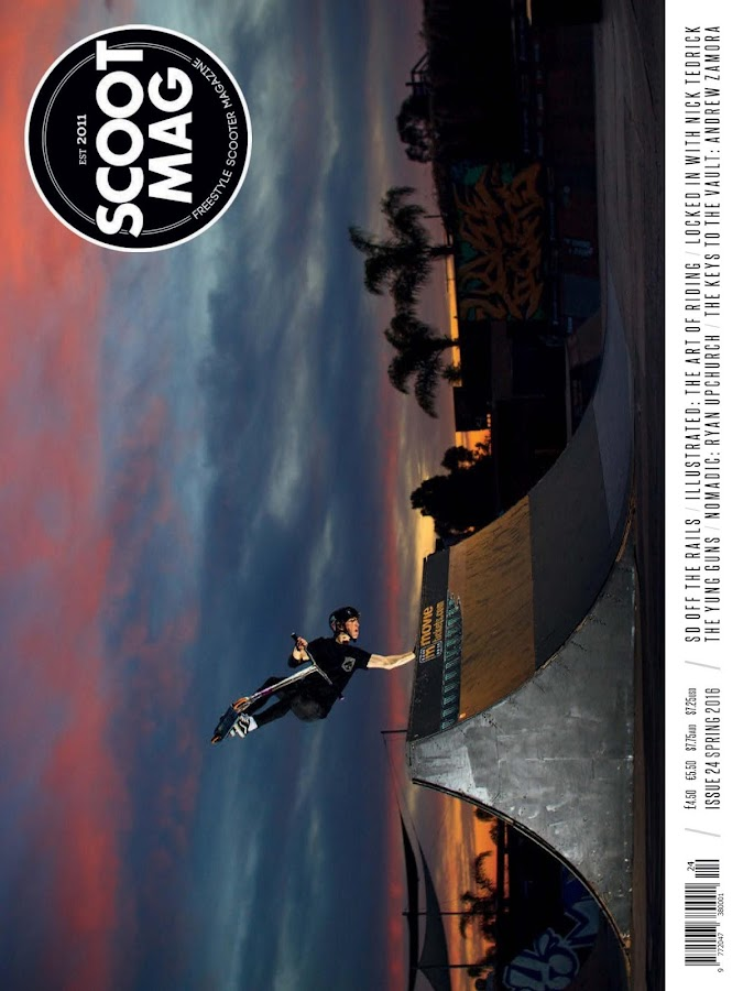 Scoot Mag- screenshot