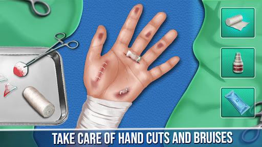 Open Heart Surgery New Games: Offline Doctor Games 3.0.14 screenshots 16