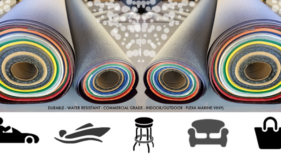 Marine Vinyl Fabric - E-Commerce Service in Chicago