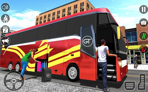 Real Bus Parking: Parking Games 2020 apkslow screenshots 3
