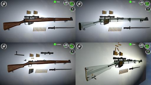 Weapon stripping  captures d'u00e9cran 1