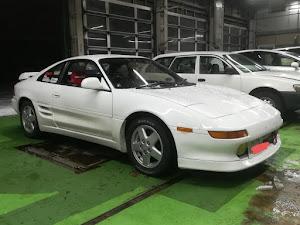MR2 SW20 Ⅲ型 GT 1995年(H7年)ののカスタム事例画像 TAKA@SPEEDCRAVE さんの2018年02月11日22:24の投稿