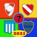 Adivina el Escudo del Futbol Argentino ⚽ Quiz 2021 icon