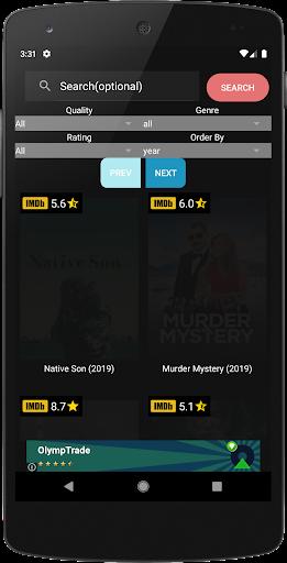 Torrent Movies 1.2.3 screenshots 5