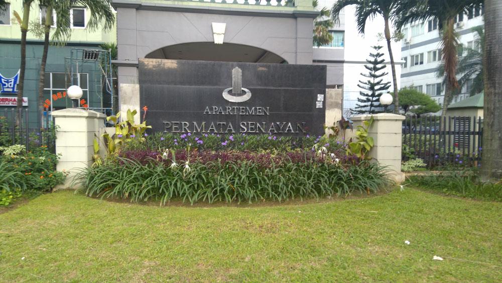 Rent Permata Senayan Apartment