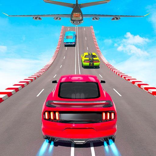 Muscle Car Stunts Games: Mega Ramp Stunt Car Games